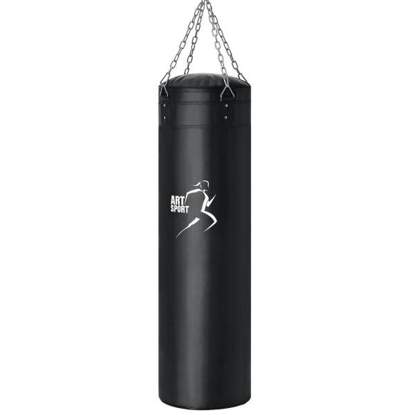 Boxsack 30kg mit 4-Punkt Stahlkette und Karabinerhaken