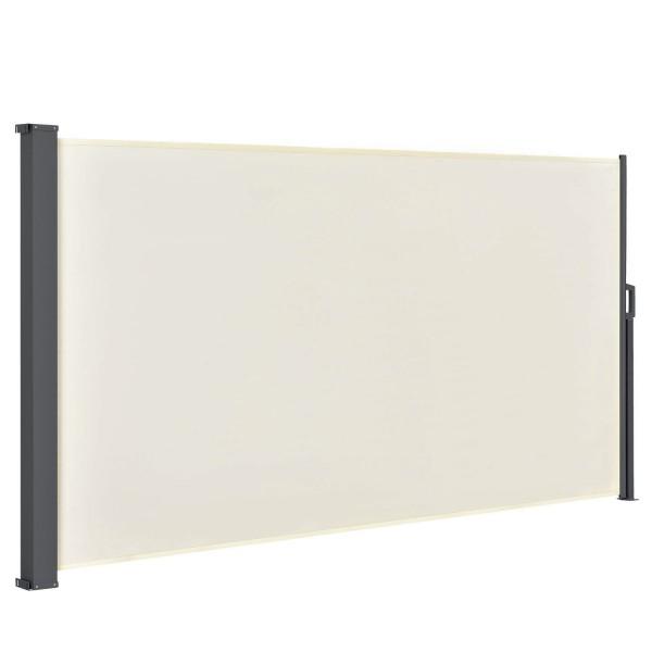 Seitenmarkise Dubai 300 x 160 cm beige