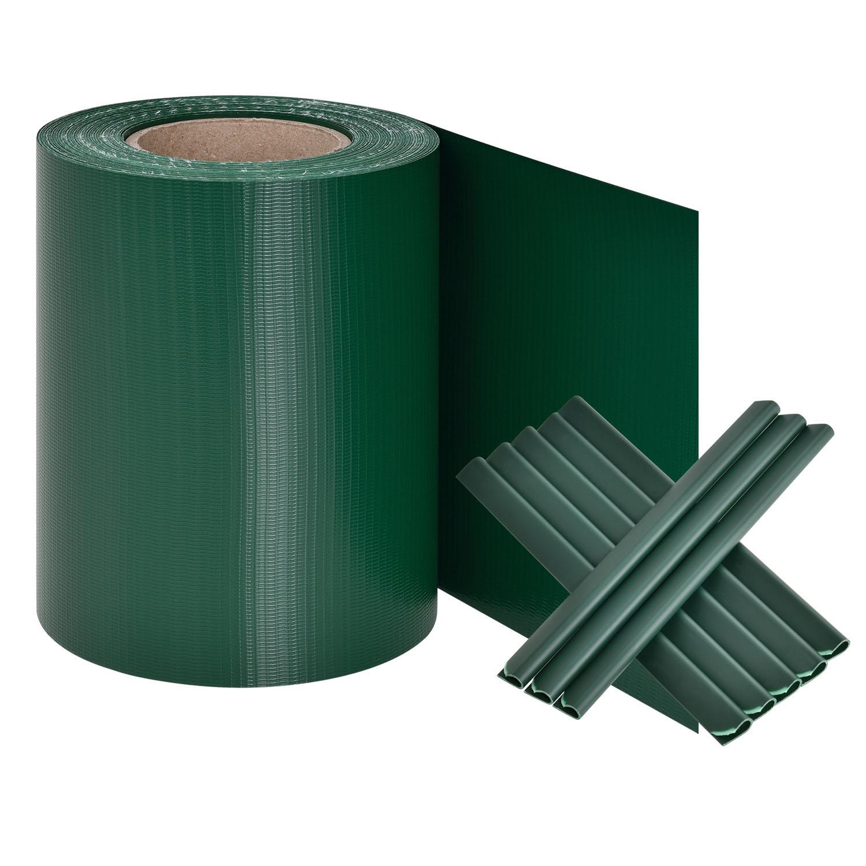 PVC Sichtschutzstreifen grün