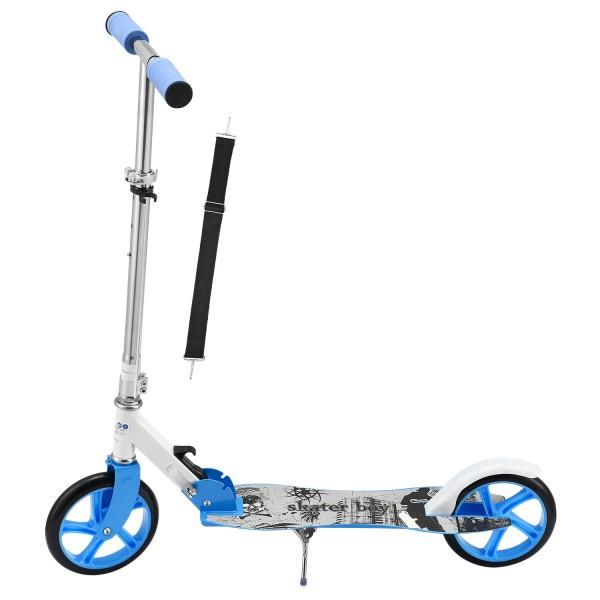 "Scooter / Cityroller ""Skaterboy"" blau"