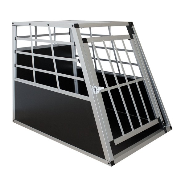 Alu Hundetransportbox L