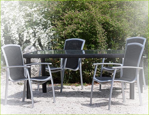 Aluminium Gartenmöbel | Garten | Juskys