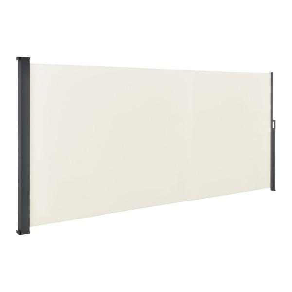 Seitenmarkise Dubai 500 x 200 cm beige