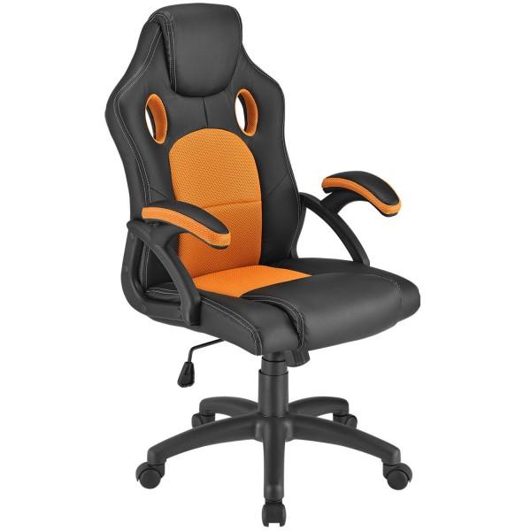 Racing Schreibtischstuhl Montreal (Orange)