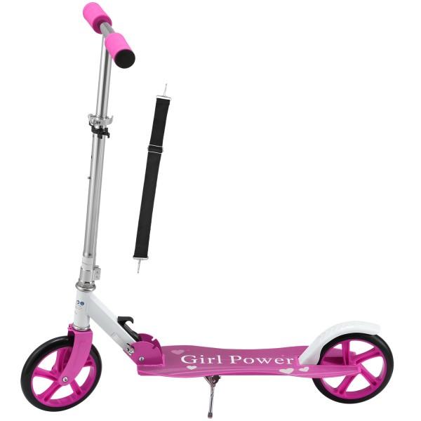 "Scooter / Cityroller ""Girl Power"" pink"