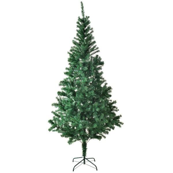 Künstlicher Weihnachtsbaum Tannenbaum 180 cm grün inkl. Ständer