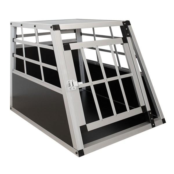 Alu Hundetransportbox M